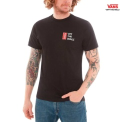 CAMISETA VANS OFF THE WALL