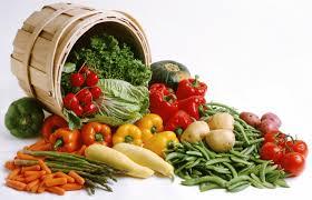 Apto para vegetarianos, verduras y platos preparados