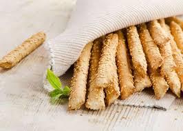 Tostadas y sustitutos del pan
