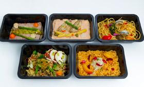 Platos preparados y dieta para alérgicos