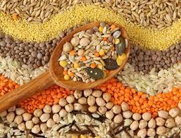 Semillas, cereales y legumbres