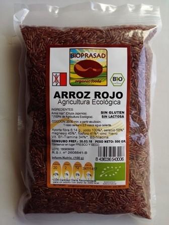Dieta depurativa arroz rojo
