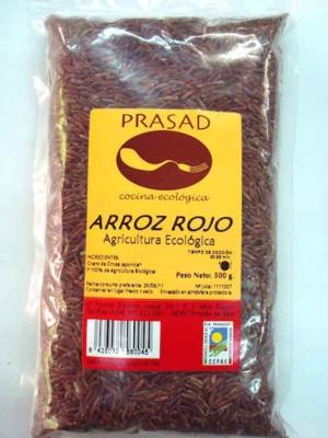 Arroz rojo bioprasad 500gr - Donde comprar arroz salvaje ...