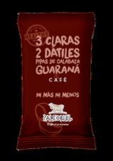 BARRITAS ENERGETICAS CAFE Y GUARANA 50 GR PALEOBULL