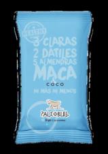 BARRITAS ENERGETICAS MACA Y COCO 50 GR PALEOBULL
