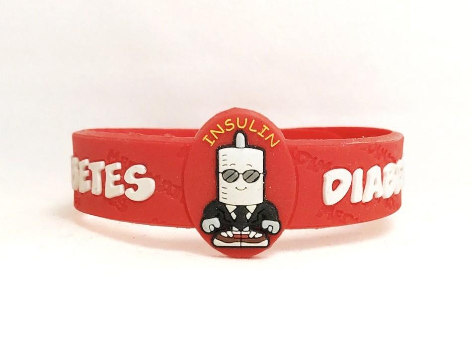 88c39e87cc0f PULSERA DE ALERTA DE DIABETES