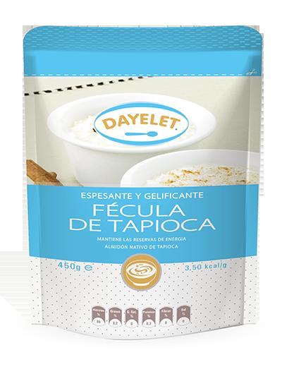 Fecula De Tapioca 500 Gr Dayelet